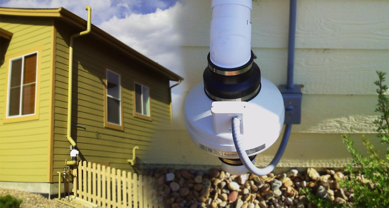 Custom Radon Mitigation Installs