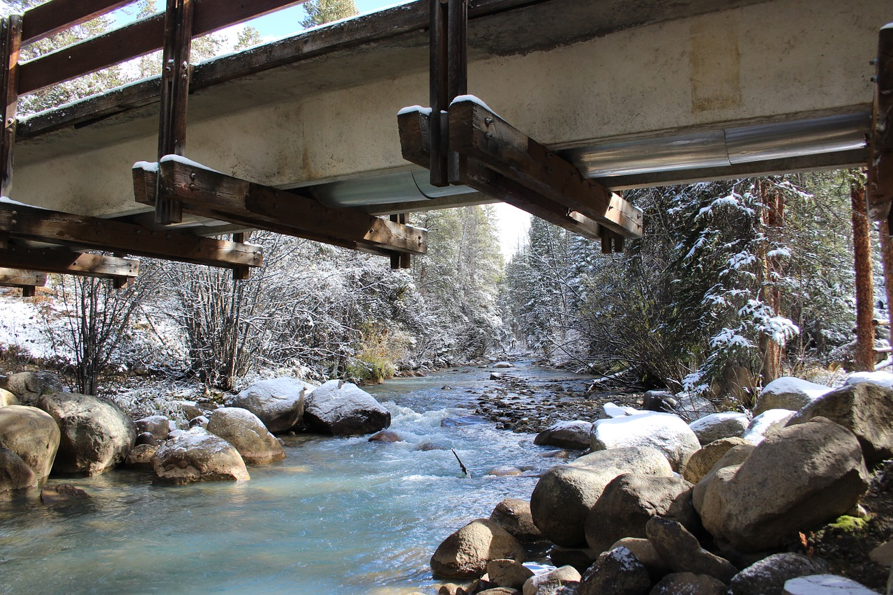 bridge in keystone colorado