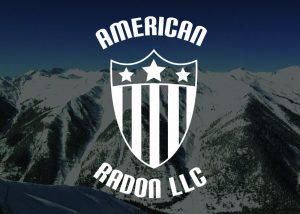 american radon logo offering radon mitigation in timnath, co